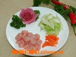 秀珍菇炒虾仁营养价值